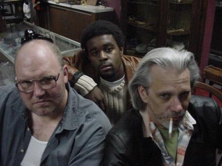 Donny (Alan Gardner), Bobby (Tobie WIndham), & Teach (Jonathan Fuller)