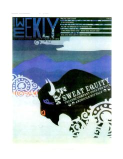"Birmingham Weekly cover story, ""Sweat Equity,"" by Glenny Brock, May 25 2006"