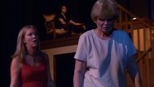 Carolyn Messina (Barbara), Gracie Brazeal (Jean), Sandra Taylor (Violet)