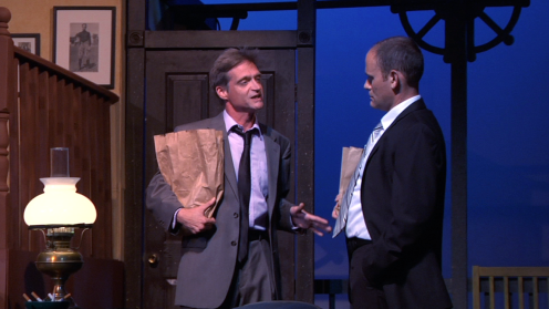 Patrick Ian McCall (Steve), John McGinnis (Bill)