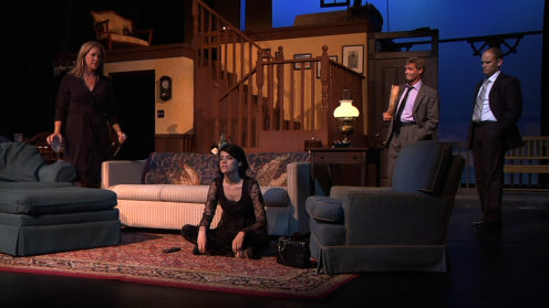Carolyn Messina (Barbara), Gracie Brazeal (Jean), Patrick Ian McCall (Steve), John McGinnis (Bill)