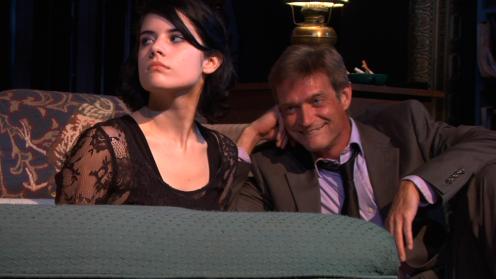 Gracie Brazeal (Jean), Patrick Ian McCall (Steve)