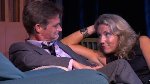 Patrick Ian McCall (Steve), Julie Steward (Karen)