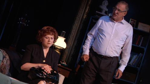 Tam DeBolt (Mattie Fae), Edwin Booth (Charlie)